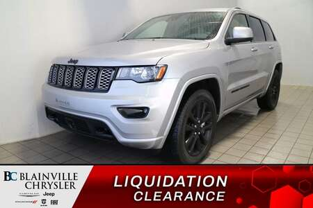 2021 Jeep Grand Cherokee Altitude * Int. CUIR & SUEDE * for Sale  - BC-21045  - Blainville Chrysler