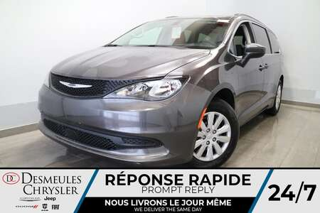 2021 Chrysler GRAND CARAVAN SE * UCONNECT 7 POUCES * CAMERA DE RECUL * for Sale  - DC-21480  - Desmeules Chrysler