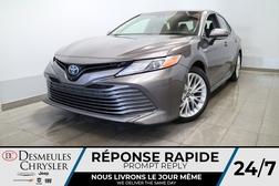 2018 Toyota Camry Hybrid XLE * NAVIGATION * TOIT OUVRANT * CUIR *  - DC-S2689  - Blainville Chrysler