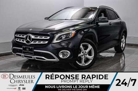 2018 Mercedes-Benz GLA GLA 250 * CAM RECUL * GPS * SIÈGES CHAUFFANTS for Sale  - DC-S2236  - Desmeules Chrysler