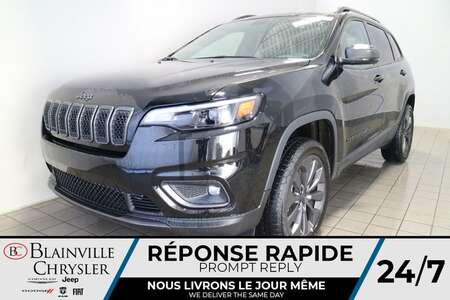 2021 Jeep Cherokee 80th Anniversary* CUIR *  TOIT PANORAMIQUE * for Sale  - BC-21174  - Blainville Chrysler