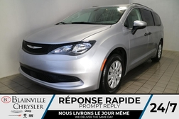2021 Chrysler GRAND CARAVAN SE  * APPLE CARPLAY * CAM RECUL * CLIM TRI-ZONES  - BC-21250  - Blainville Chrysler