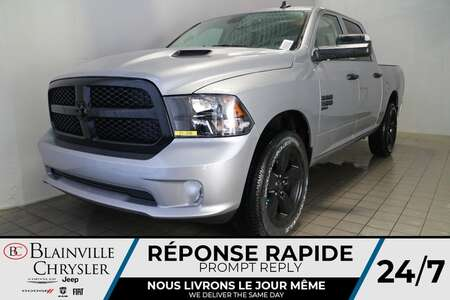 2021 Ram 1500 NIGHT EDITION V6 3.55 * CONSOLE & CAPOT SPORT * for Sale  - BC-21466  - Blainville Chrysler
