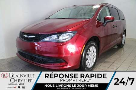 2021 Chrysler GRAND CARAVAN SE  * APPLE CARPLAY * CAM RECUL * CLIM TRI-ZONES for Sale  - BC-21253  - Blainville Chrysler