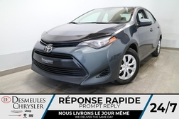 2017 Toyota Corolla LE * AIR CLIMATISE * CRUISE * BLUETOOTH *  - DC-S2712  - Blainville Chrysler
