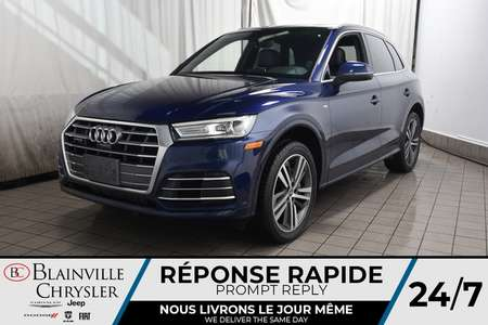 2018 Audi Q5 TECH PREMIUM PLUS * NAVIGATION * CAM RECUL * for Sale  - BC-S1773  - Desmeules Chrysler