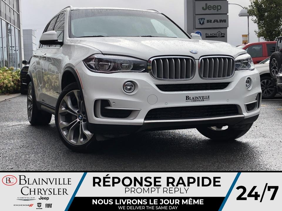 2017 BMW X5  - Desmeules Chrysler