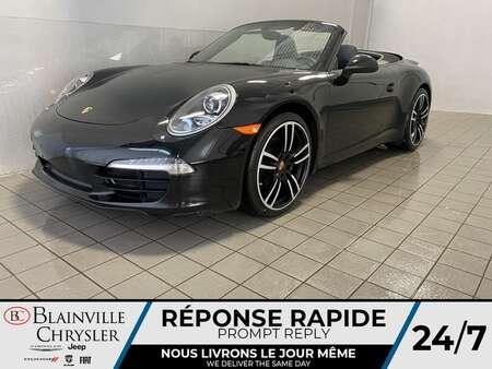 2016 Porsche 911 Carrera * GPS * SIEGES CHAUFFANTS * BLUETOOTH * for Sale  - BC-S2041  - Blainville Chrysler