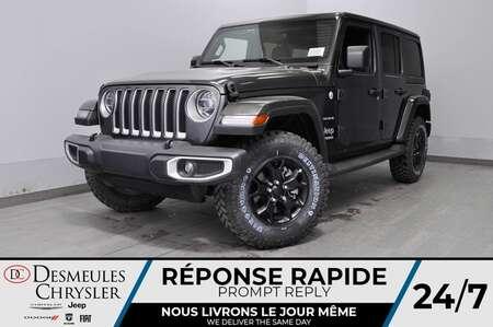 2020 Jeep Wrangler Sahara + TURBO +  BANCS CHAUFF + WIFI *137$/SEM for Sale  - DC-20164  - Desmeules Chrysler
