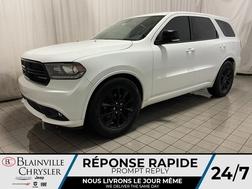 2017 Dodge Durango R/T * SIEGES CHAUFFANTS ET VENTILES * GPS  - BC-P1879  - Desmeules Chrysler