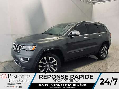 2018 Jeep Grand Cherokee * CAMERA RECUL * CRUISE * SIEGES CHAUFFANT * WOW for Sale  - BC-21584A  - Desmeules Chrysler