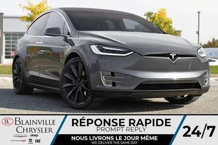 2017 Tesla Model X 100D * AWD * NAVIGATION * SIEGES CHAUFFANTS * for Sale  - BC-LUDO023  - Desmeules Chrysler