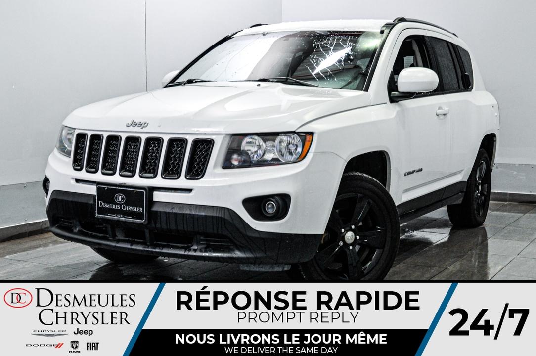 2016 Jeep Compass  - Blainville Chrysler