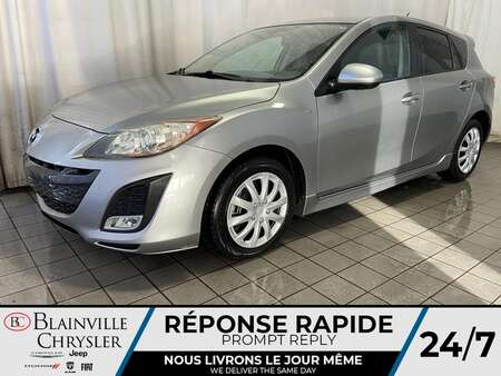 2011 Mazda Mazda3 GS * BLUETOOTH * CRUISE * A/C * MANUEL for Sale  - BC-21169A  - Desmeules Chrysler
