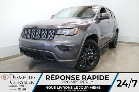 2021 Jeep Grand Cherokee ALTITUDE 4X4 * NAV * CAMERA * UCONNECT 8.4 PO * for Sale  - DC-J21147  - Desmeules Chrysler