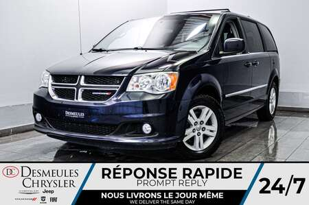 2013 Dodge Grand Caravan Crew * AUTOMATIQUE * A/C * 7 PASSAGERS * CRUISE * for Sale  - DC-20773B  - Blainville Chrysler