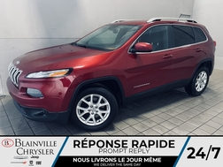 2014 Jeep Cherokee SIEGES/VOLANT CHAUFFANTS * BLUETOOTH * CRUISE  - BC-21238A  - Blainville Chrysler