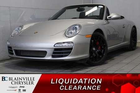2011 Porsche 911 911 Carrera 4S * AWD * PDK * CONVERTIBLE * CHRONO for Sale  - BC-S2443  - Blainville Chrysler