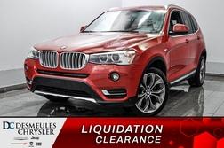 2016 BMW X3 xDrive28d* AWD * CAM RECUL * TOIT PANO * GPS  - DC-E2366  - Blainville Chrysler