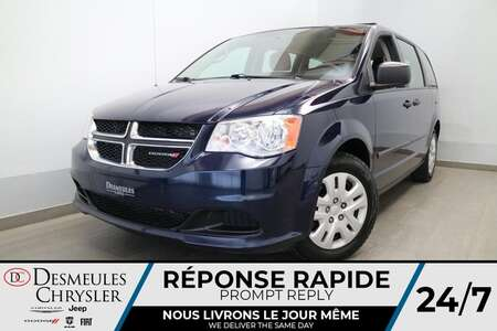 2014 Dodge Grand Caravan VALUE PACKAGE * AIR CLIMATISE *CRUISE * for Sale  - DC-E2679  - Desmeules Chrysler