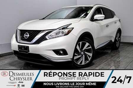 2015 Nissan Murano SL + a/c + toit ouv + cam recul + bancs chauff for Sale  - DC-L1979  - Desmeules Chrysler