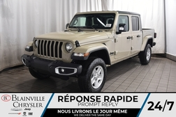 2020 Jeep Gladiator Sport S  - BCT-20229  - Desmeules Chrysler