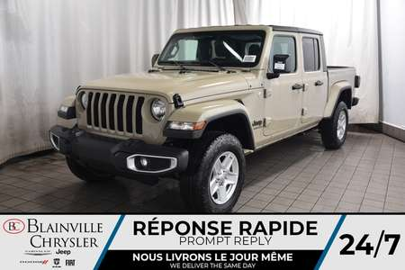 2020 Jeep Gladiator Sport S for Sale  - BCT-20229  - Blainville Chrysler