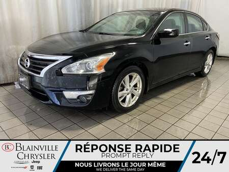 2015 Nissan Altima 2.5 * SIEGES CHAUFFANTS * CAM RECUL * BLUETOOTH * for Sale  - BC-C1929  - Blainville Chrysler