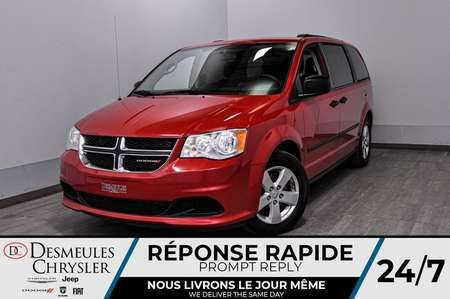2013 Dodge Grand Caravan SE + a/c for Sale  - DC-91312A  - Desmeules Chrysler