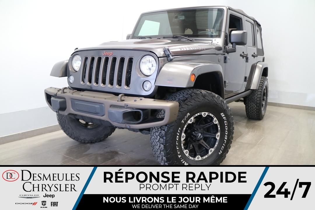2017 Jeep Wrangler  - Blainville Chrysler