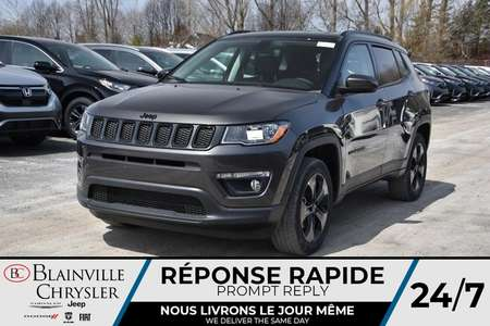 2020 Jeep Compass Altitude + Cam Rec + Traction Variable + BoutStart for Sale  - BC-20092  - Desmeules Chrysler