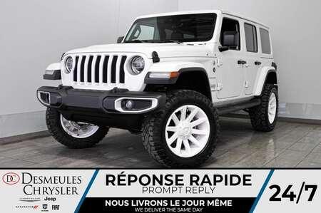 2020 Jeep Wrangler Sahara + BANCS CHAUFF + UCONNECT *187$/SEM for Sale  - DC-20489  - Desmeules Chrysler