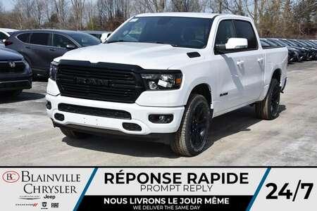 2020 Ram 1500 Big Horn + Cam Rec + Sièges Chauff + Vol Chauff for Sale  - BC-20187  - Desmeules Chrysler