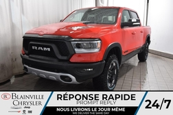 2020 Ram 1500 Rebel + Toit Ouvr Pano + Cam Rec + 4 Sièges Chauff  - BC-20212  - Desmeules Chrysler