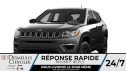 2021 Jeep Compass Altitude 4X4 * NAVIGATION  * UCONNECT 8.4  - DC-O04767  - Blainville Chrysler