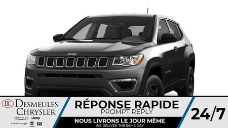 2021 Jeep Compass Altitude 4X4 * NAVIGATION  * UCONNECT 8.4 for Sale  - DC-O04767  - Blainville Chrysler