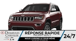 2021 Jeep Grand Cherokee Limited 4X4 * UCONNECT 8.4PO * NAVIGATION * CUIR *  - DC-05460  - Blainville Chrysler