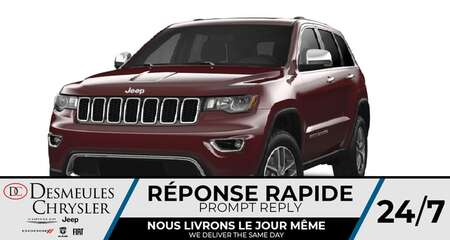 2021 Jeep Grand Cherokee Limited 4X4 * UCONNECT 8.4PO * NAVIGATION * CUIR * for Sale  - DC-05460  - Blainville Chrysler