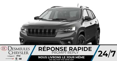 2021 Jeep Cherokee ALTITUDE 4X4 * UCONNECT 8.4 POUCES * CAMERA * for Sale  - DC-O04700  - Blainville Chrysler