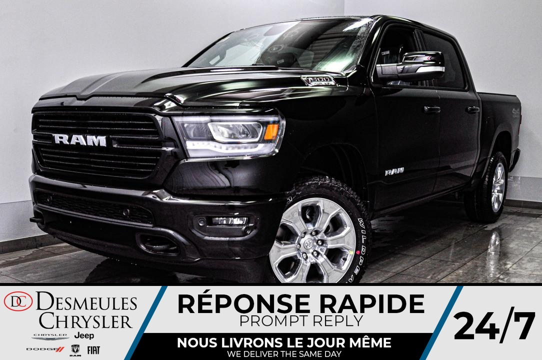 2020 Ram 1500  - Desmeules Chrysler