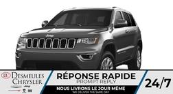 2021 Jeep Grand Cherokee Laredo 4X4 * UCONNECT 8.4 PO * NAVIGATION * CRUISE  - DC-04234  - Blainville Chrysler