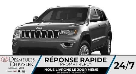 2021 Jeep Grand Cherokee Laredo 4X4 * UCONNECT 8.4 PO * NAVIGATION * CRUISE for Sale  - DC-04234  - Blainville Chrysler