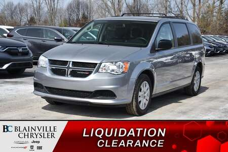 2019 Dodge Grand Caravan SXT * CAM RECUL * BLUETOOTH * CRUISE * A/C for Sale  - BC-90172  - Blainville Chrysler