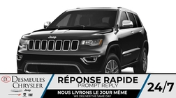 2021 Jeep Grand Cherokee Limited 4X4 * UCONNECT 8.4 PO * NAVIGATION * CUIR  - DC-04582  - Blainville Chrysler