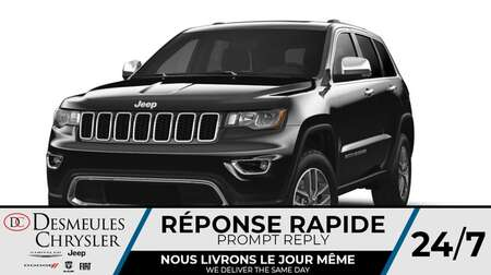 2021 Jeep Grand Cherokee Limited 4X4 * UCONNECT 8.4 PO * NAVIGATION * CUIR for Sale  - DC-04582  - Blainville Chrysler