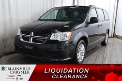 2019 Dodge Grand Caravan SXT + NAV + Cam Rec + Écran Divertissement  - BC-90211  - Desmeules Chrysler