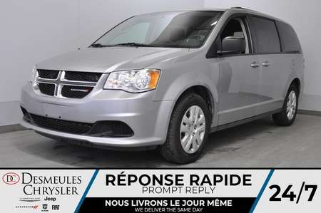 2017 Dodge Grand Caravan SXT + a/c + cam recul + bluetooth for Sale  - DC-91241A  - Desmeules Chrysler