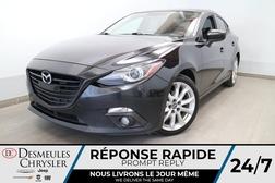 2015 Mazda Mazda3 s Grand Touring * NAVIGATION * CAMERA DE RECUL *  - DC-U2773A  - Desmeules Chrysler