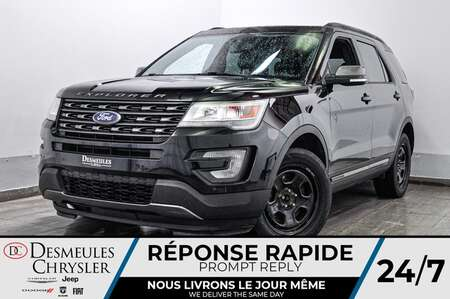 2017 Ford Explorer XLT 4WD * CAM RECUL * SIEGES CHAUFFANTS * GPS for Sale  - DC-S2355  - Blainville Chrysler