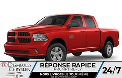 2021 Ram 1500 Express 4X4 3.6L * UCONNECT 8.4 PO * CAM DE RECUL  - DC-04250  - Blainville Chrysler